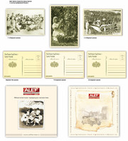 корпоративные открытки,  изготовление и печать открыток на заказ