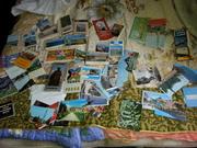 открытки старые 1961 - 1991 г.г.