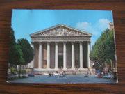 Париж. Магдалена. цв. фото j. Guillot. Италия